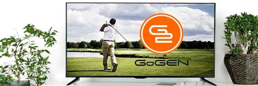 GoGEN TVs