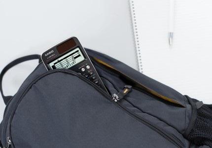grafická kalkulačka casio
