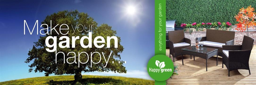 Happy Green - vše pro zahradu