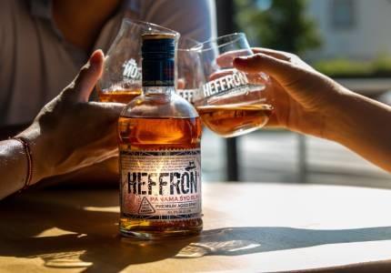 Heffron panama rum 5YO