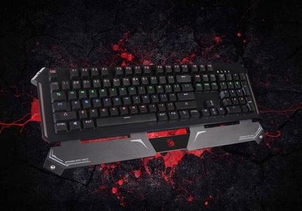 Herní klávesnice A4tech Blood