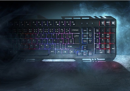 Herní klávesnice Yenkee