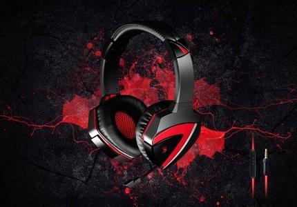 Herní sluchátka A4tech Blood