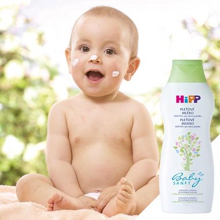 Kosmetika pro děti HiPP