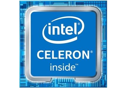 Intel Celeron CPU logo