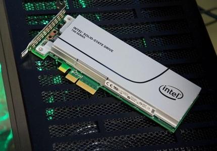 Intel SSD disky PCIe