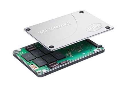 "Intel 2.5""SSD disky SATA III"