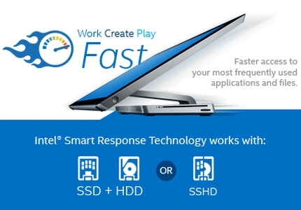 Technologie Intel Smart Response