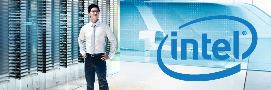 Intel banner