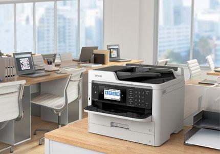 Kancelářská tiskárna Epson