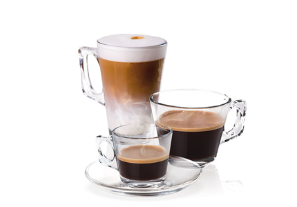 Coffee cups and accessories for KRUPS coffee makers