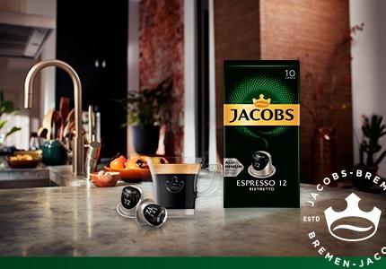 Hliníkové kapsle Jacobs