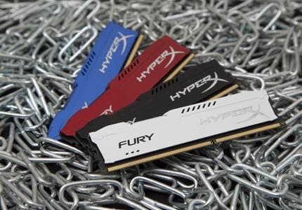 PC RAM paměti HyperX