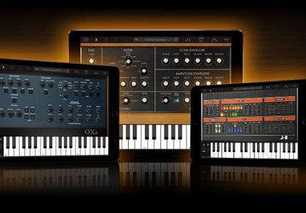 Klávesové MIDI nástroje iRig Keys
