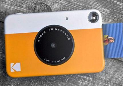 Instantní fotoaparát Kodak Printomatic Instant print