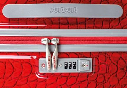Kufr Suitsuit s TSA zámkem