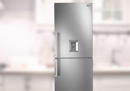 Kombinovaná lednice LG