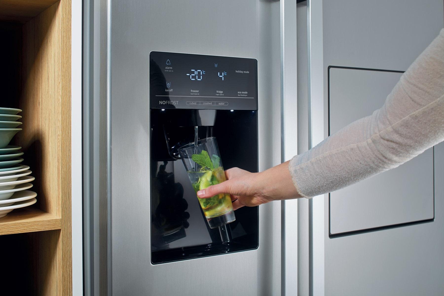 Americké chladničky Gorenje
