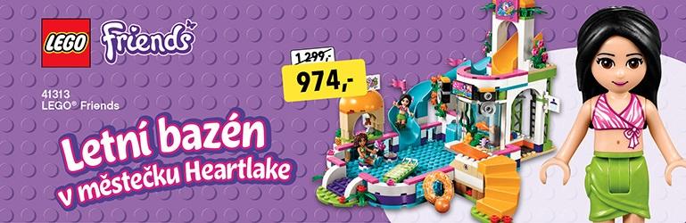 LEGO Letní bazén