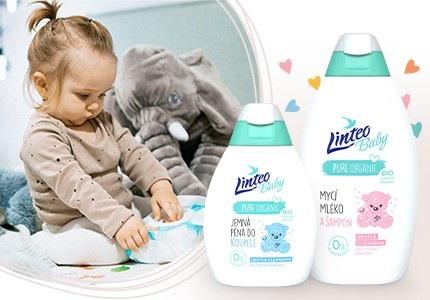 Hygienické potreby Linteo