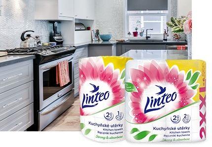 Hygienické potřeby Linteo