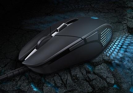 Herní myš Logitech