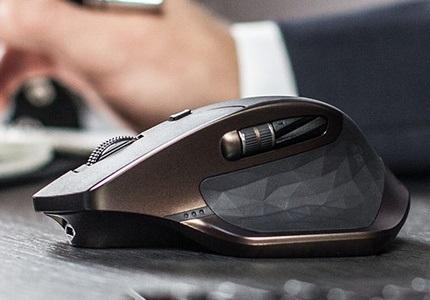 Drátová myš Logitech