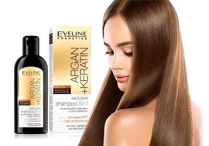 Péče o vlasy Eveline Cosmetics