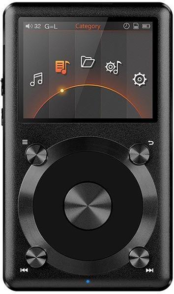 MP3 přehrávač s grafickým displejem
