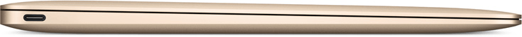 MacBook a konektor USB-C