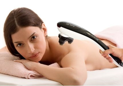 Masážní přístroj Airbi