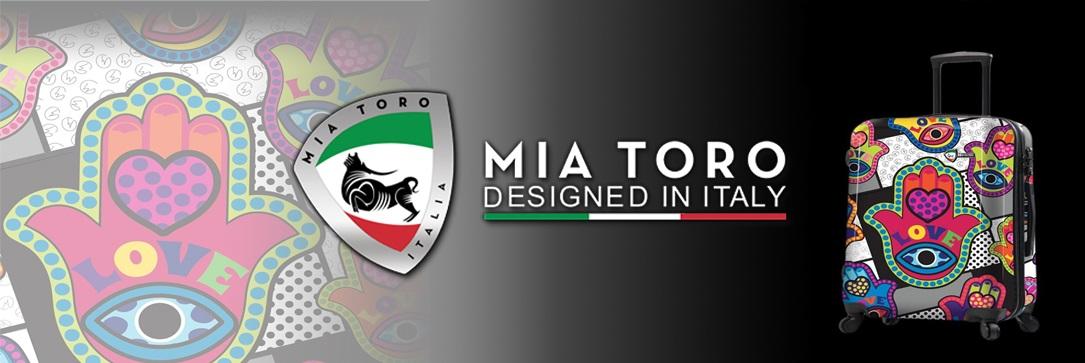 Značka cestovních zavazadel Mia Toro