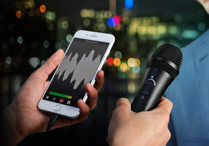 Mikrofony iRig IK Multimedia