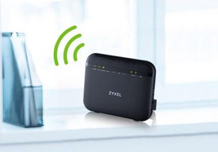 DSL modem ZyXEL