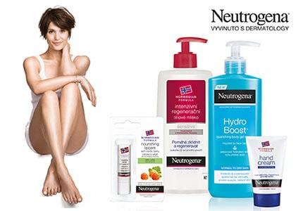 Kosmetika Neutrogena - péče o tělo