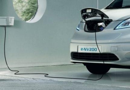 Nissan elektromobil