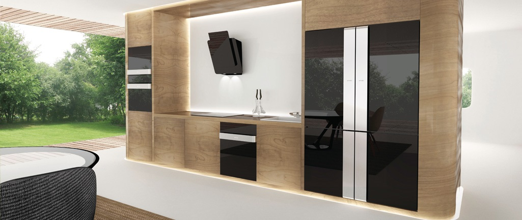 gorenje ora to black. Black Bedroom Furniture Sets. Home Design Ideas