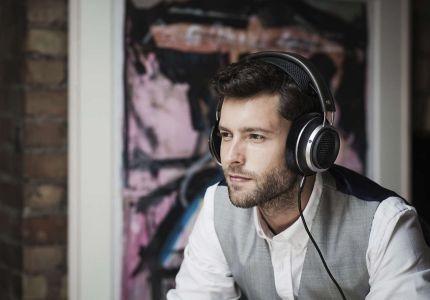 Sluchátka Philips pro domácí poslech