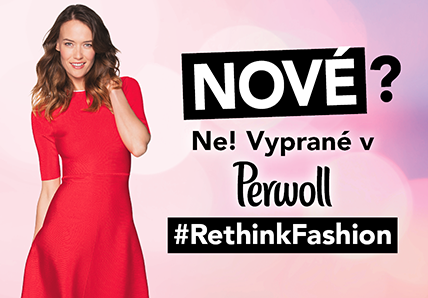Perwoll Rethink Fashion