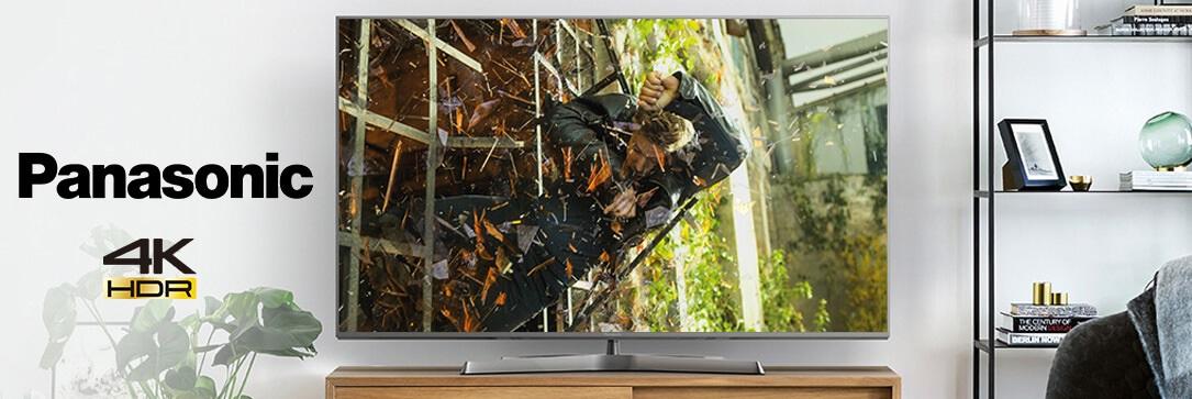 4K TV Panasonic