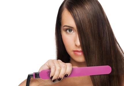 Žehlička na vlasy Jata