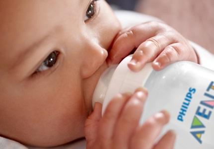 Krmení a kojení miminka Philips Avent