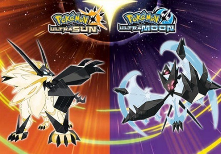Pokemon Ultra Sun & Moon - Nintendo 3DS-Spiele