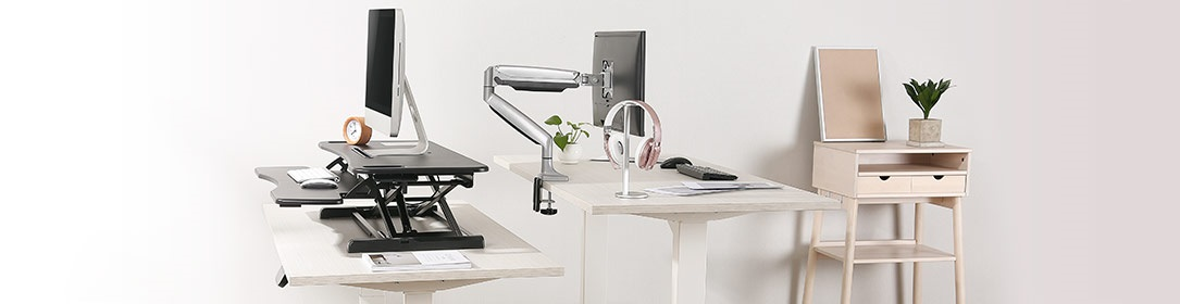 AlzaPower ergonomic PC table