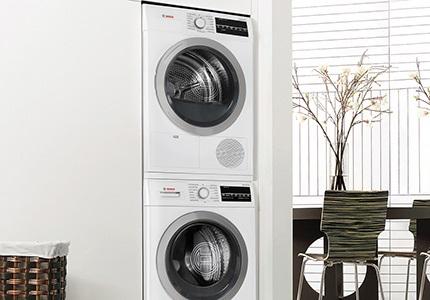 Set pračky a sušičky Bosch
