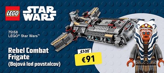 LEGO Star Wars Rebel Combat