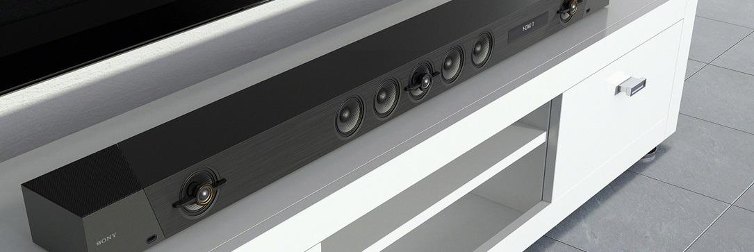 Sony hangszórók - banner