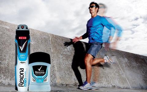Pánské deodoranty a antiperspiranty Rexona