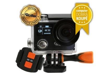 Akční kamera ROLLEI