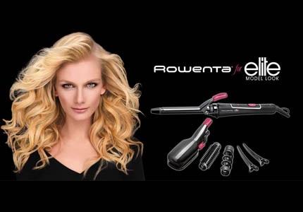 Kulmy na vlasy Rowenta Elite Model Look